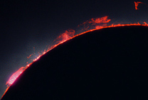 Cromosfera Solare